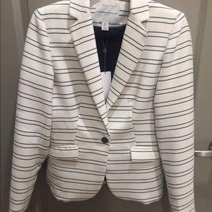 Never-worn blazer
